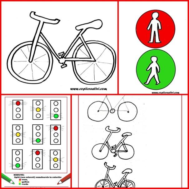 circulatie biciclete