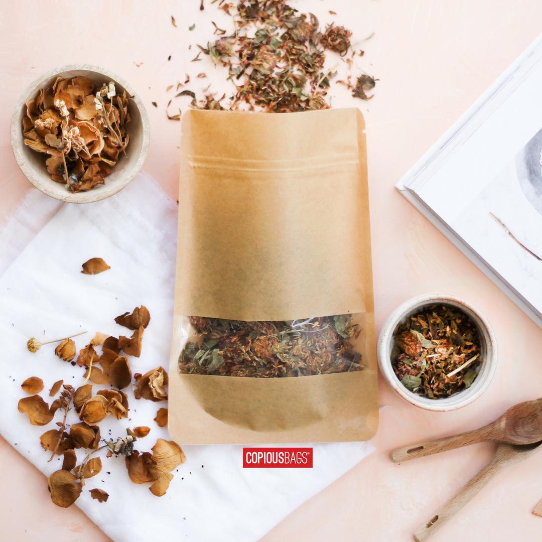 tea packaging bag wholesale