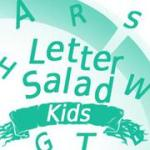Letter Salad Kids