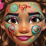 Exotic Princess Makeup