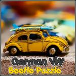 German VW Beetle Puzzle