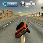 Highway Ramp Stunt Car Simulation