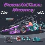 Powerful Cars Memory