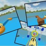 Water surfing Car Game