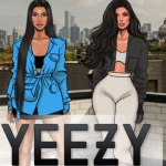 Yeezy Sisters Fashion