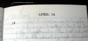 16 April 1944