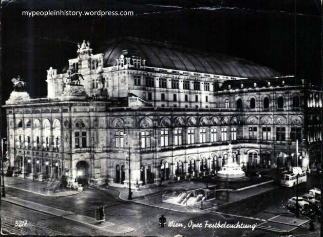 mid 1960's - Vienna, Austria