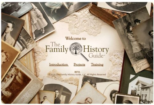 family-history-guide-front-page