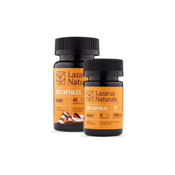 energy formula cbd capsule