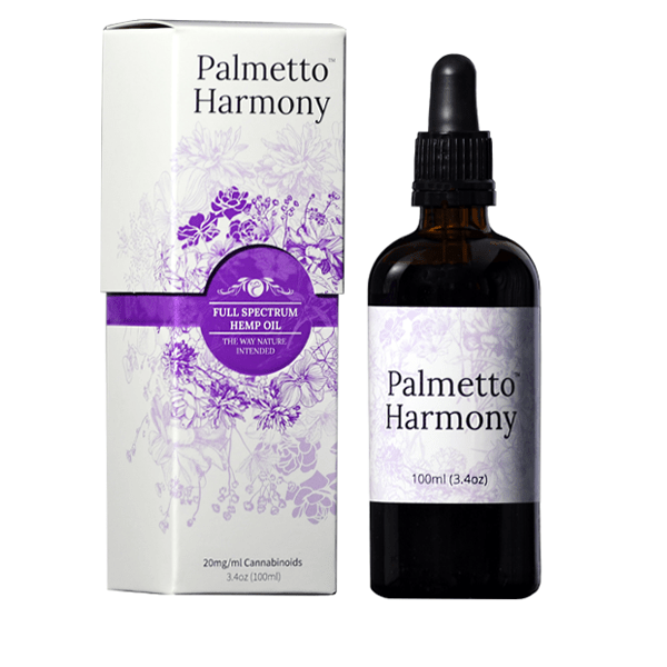 palmetto harmony cbd