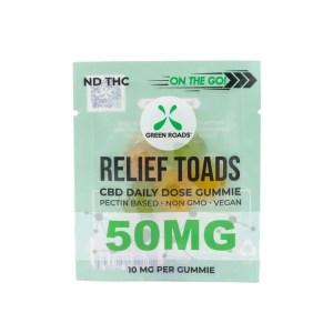 cbd gummies 50mg relief