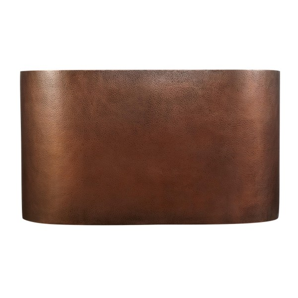 Double Walled Copper Bathtub - Coppersmith Creations