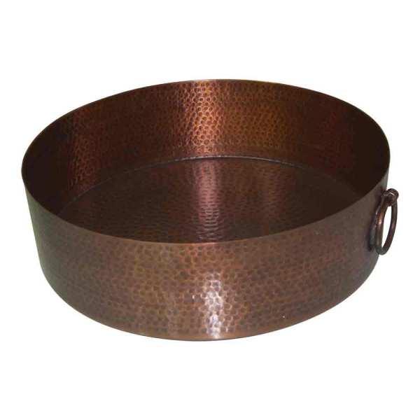 Copper Pedicure Bowl - Coppersmith Creations