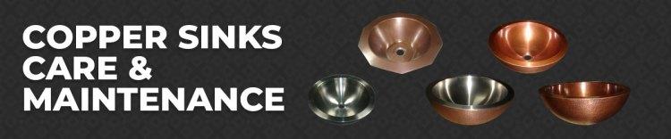 Copper Sink Care & Maintenance