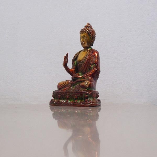 Cast Brass Buddha