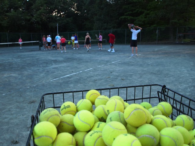 Cardio tennis CVC Cheshire, CT