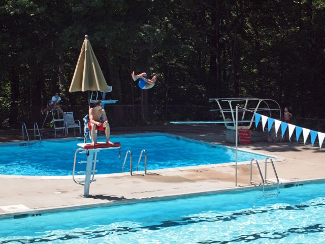 Copper Valley Swim Club Cheshire CT