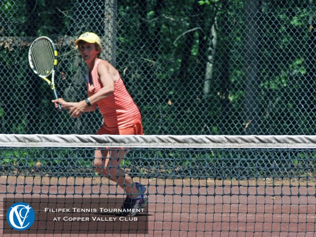 Filipek Tennis Tournament at Copper Valley Club