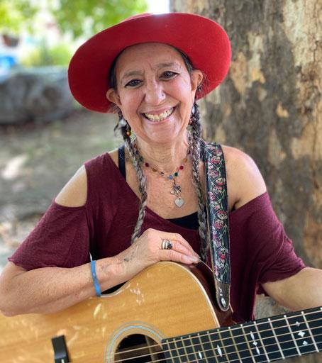 Copperwoman singer