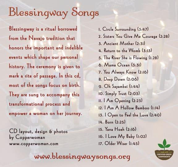 blessingwaysongsback
