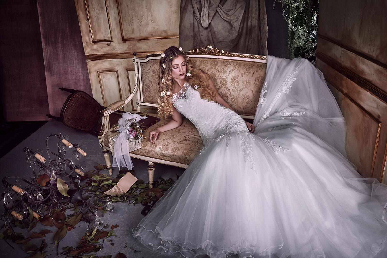 abiti da sposa - COPPOLA CERIMONIA ROMA