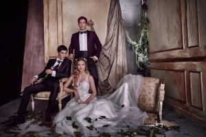 abiti da sposo e abiti da sposa - COPPOLA CERIMONIA ROMA