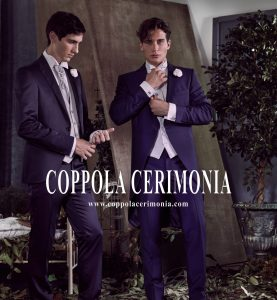 abiti da sposo - COPPOLA CERIMONIA SPOSO ROMA