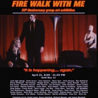 Twin Peaks 20th Anniversary Art Exhibit!!!!