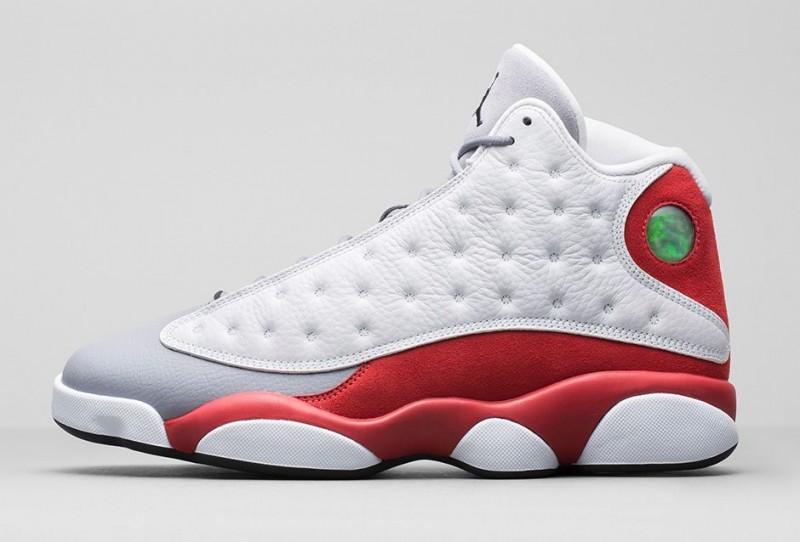 Jordan 13 Retro 'Grey Toe'