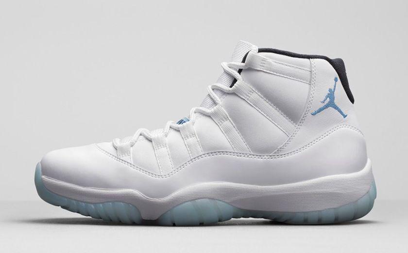 Jordan 11 Retro 'Legend Blue'