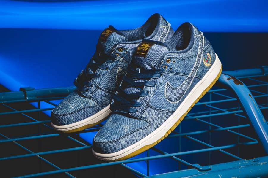 Nike SB East West Denim Pack Cop These Kicks