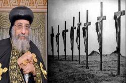 رسميا .. البابا تواضروس يشارك في إحياء الذكرى المئوية للإبادة الأرمنية على يد العثمانيين
