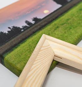Stampa foto quadri su tela canvass