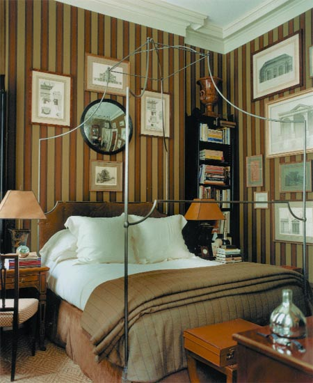 Fabulous Anthropologie Italian Campaign Canopy Bed