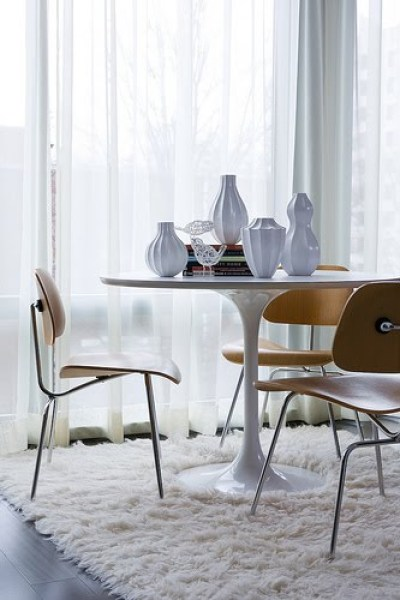 Design Within Reach Eames Molded Plywood Lounge Chair