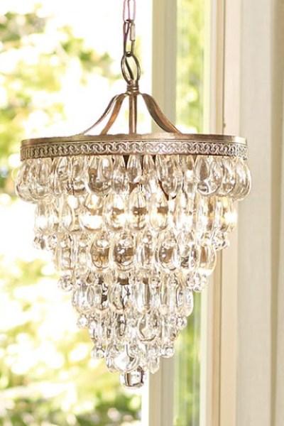 Pottery barn clarissa glass drop chandelier copycatchic pottery barn clarissa glass drop chandelier aloadofball Images