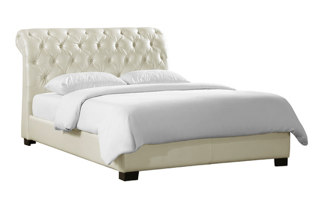 Beautiful Z Gallerie Ella Bed