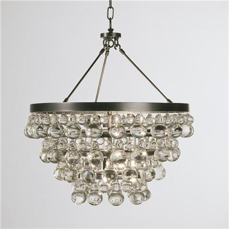 Shades Of Light Deco Glam Chandelier