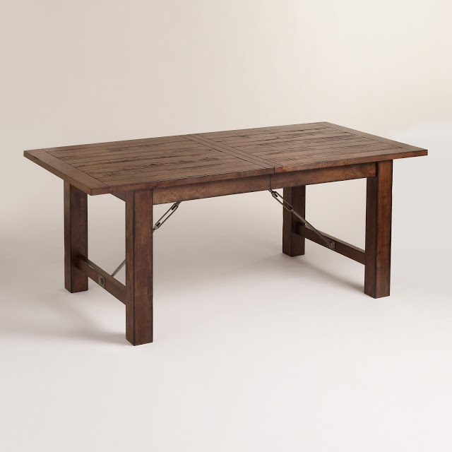 Marvelous Pottery Barn Benchwright Dining Table