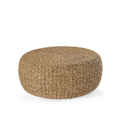 Ralph Lauren Desert Modern Woven Cocktail Table