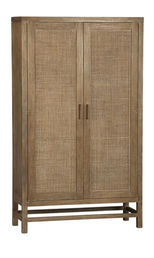 Crate & Barrel Parker Spirits Bourbon Cabinet - copycatchic