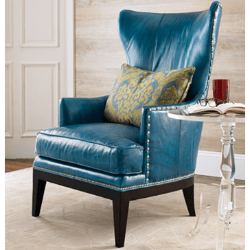 Horchow Donovan Wing Chair & Land of Nod Jenny Lind Chair - copycatchic