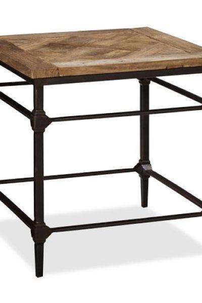 Pottery Barn Ludlow Trunk Side Table Copycatchic - Pottery barn trunk end table