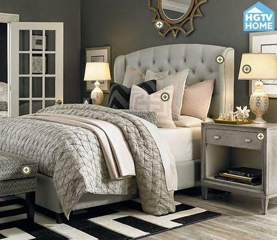 Copy Cat Chic Room Redo Glamorous Gray Bedroom Copycatchic