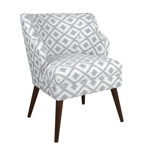 Euro Style Lighting Ikat Fret Chair