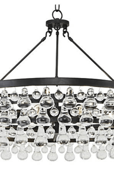 Pottery barn celeste chandelier copycatchic robert abbey bling large chandelier aloadofball Image collections