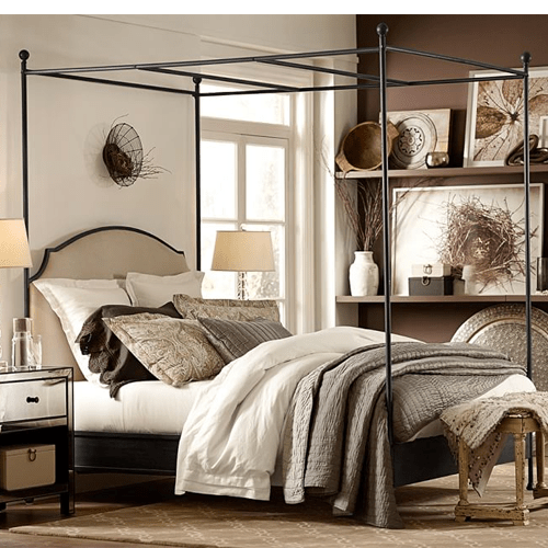 Inspirational Pottery Barn Aberdeen Canopy Bed