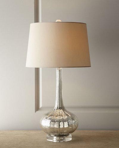 regina andrew design antiqued glass table lamp
