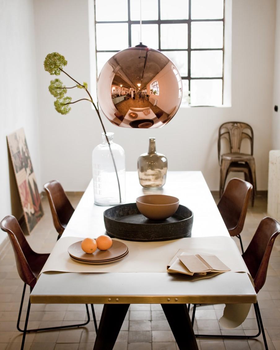 Home Trends | Copper Pendant Lighting