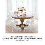 Dining Room Restoration Hardware Furniture Dining Room Ideas Designs And Inspiration